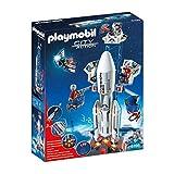 PLAYMOBIL 6195 - Weltraumrakete mit Basisstation [Spielzeug]