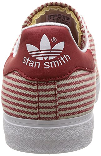 Adidas Stan Smith Vulc - Sneaker pour homme Colred/Cwhite/Ftwwht