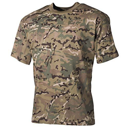 MFH US Army Herren Tarn T-Shirt (Operation Camo/L)