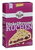 Bauckhof Dinkel - Streuselkuchen - Backmischung (425 g)