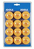 Joola Training Table Tennis Balls - 12 pack orange