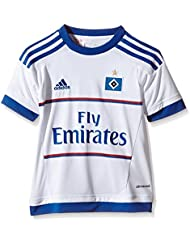 adidas Jungen Kurzarm Heimtrikot Hamburger SV Replica