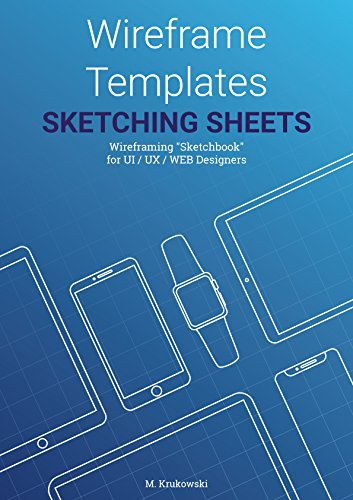 's Wire Frame Sungles | Wireframe Templates Sketching Sheets English Edition Ebook