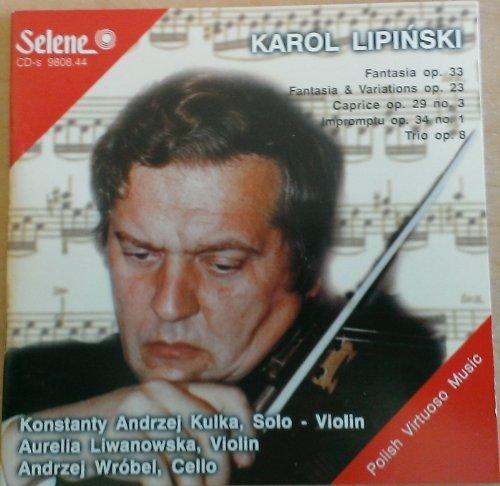 Fantasia on Themes by Lipinski