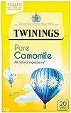 Twinings Pure Camomile Tea Bags x 20 - 30g
