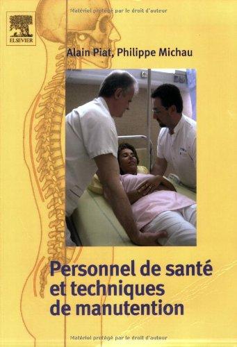 Personnel de santé et techniques de manutention