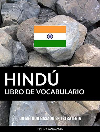 Libro de Vocabulario Hindú: Un Método Basado en Estrategia por Pinhok Languages