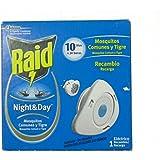 Raid Night & Day Mosquitos Recambio - 1 Pack