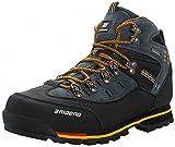 Weweya Hombres Botas de Senderismo Zapatos de Trekking resbaladizo Caminar Transpirable Zapatilla de Escalada (41EU, Amarillo)