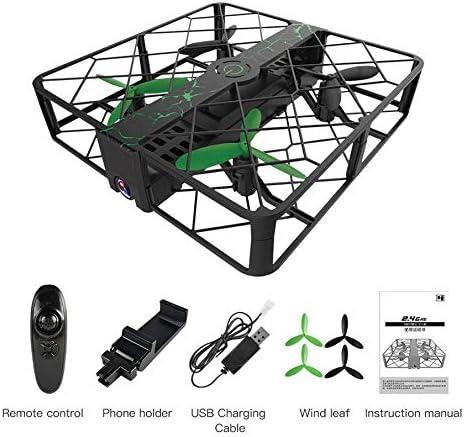 KNOSSOS SG500 Mini RC Drone   720P HD WiFi Camera 4CH Altitude Hold Helicopter - Black | La Conception Professionnelle