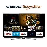 Grundig OLED - Fire TV Edition (55 VLO 8589) 139 cm (55 Zoll) OLED Fernseher (Ultra HD, Alexa Sprachsteuerung, Dolby Vision, Dolby Atmos)