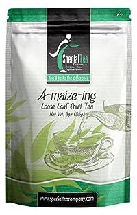 Special Tea Loose Leaf Fruit Tea, A-maize-ing, 3 Ounce
