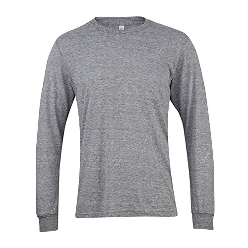 american-apparel-t-shirt-uomo-athletic-grey-large