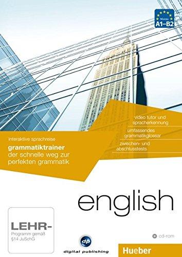 Interaktive Sprachreise: Grammatiktrainer English
