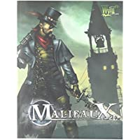 Wyrd Miniatures Malifaux regla libro Kit
