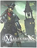 Wyrd Miniatures Malifaux (Jeu) Rule Book kit