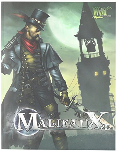 Preisvergleich Produktbild Malifaux WYR20001 - Rules Manual (2nd Edition)