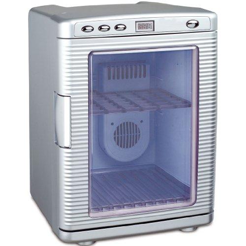 20L Camping Kühlschrank Auto&Steckdose Mini Kühlbox Minibar kleiner Weinkühler