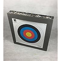 Archery Target Double Thickness Foam Target Boss Mat 80cm x 80cm, 12-14cm Thick