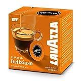 12x Lavazza A Modo Mio Kapseln Deliziosamente Kaffeekapseln