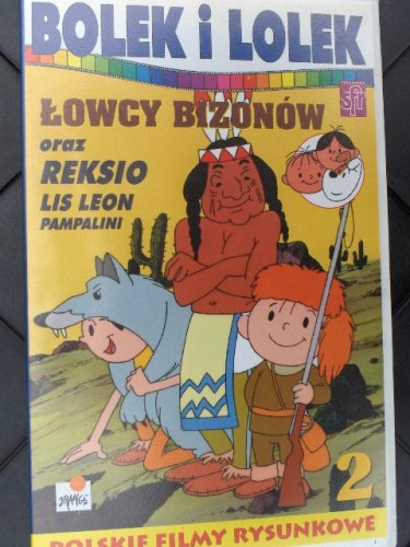 Preisvergleich Produktbild Bolek i Lolek 2 - Lowcy Bizonow [PL Import]
