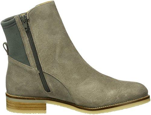 Shoe Closet Asta Scuba, Stivaletti Donna Grigio (Grey)