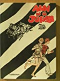 ANN DE LA JUNGLE 1978 1ere EDITION ou E.O BROCHE SOUPLE NOIR ET BLANC - HUGO PRATT (CORTO MALTESE).