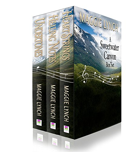 Book cover image for Sweetwater Canyon Boxset: Books 1-3
