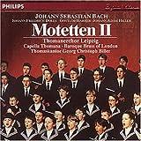 Motetten Vol. 2 (Bach und seine Nachfolger im Amt des Thomaskantors) -