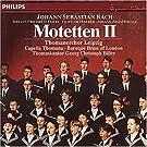 Motetten Vol. 2 (Bach und seine Nachfolger im Amt des Thomaskantors)