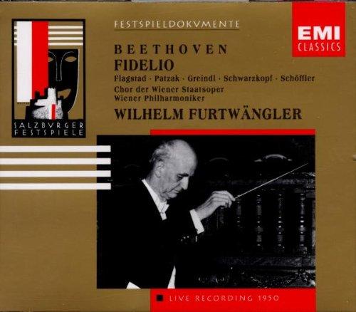 Beethoven : Fidelio (Live recording 1950) [Import anglais]