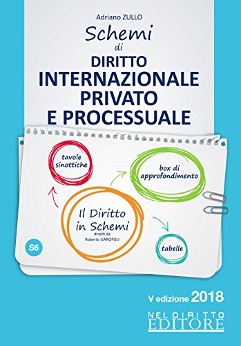 Schemi di diritto internazionale privato e processuale. Con Contenuto digitale per accesso on line