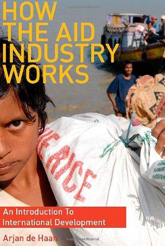 How the Aid Industry Works por Arjan de Haan