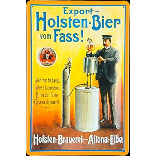 export-holsten-bier-vom-fass-blechpostkarte