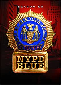 Nypd Blue: Season 3 - Complete Third Season [DVD] [1994] [Region 1] [US Import] [NTSC]