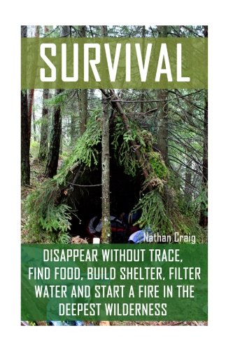 Survival water filter il miglior prezzo di amazon in savemoney survival disappear without trace find food build shelter filter water and start fandeluxe Images