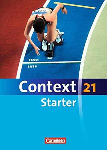 Context 21 - Starter: Schülerbuch: Festeinband