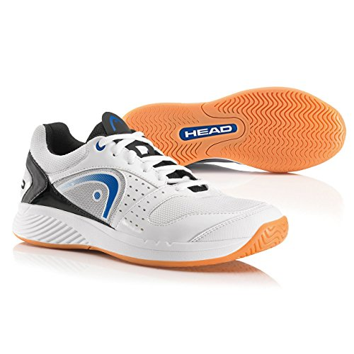 HEAD Sprint Team Indoor Hallenschuhe Herren White