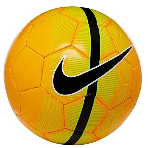 nike NK Merc Fade Balón de Fútbol Fc Barcelona, Unisex Adulto, Naranja / (Laser Orange / Volt / Black), 5