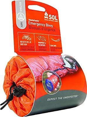 Adventure Medical Kits Heatsheets Emergency Bivvy - One by Adventure Medical Kits