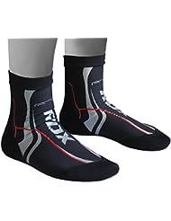 RDX MMA Lucha Formación Apretón Calcetines Boxeo Pie Tobillo botas Zapatos