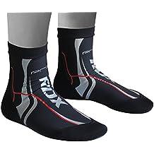 RDX Tobillera Esguince MMA Lucha Formación Apretón Calcetines Boxeo Pie Tobillo botas Zapatos