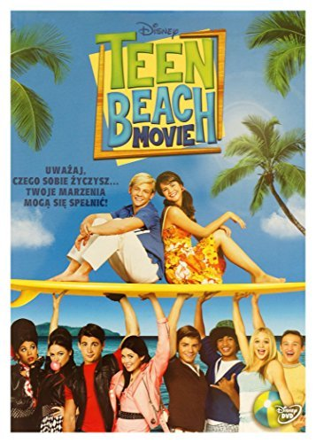 Teen Beach Movie [DVD] [Region 2] (English audio. English subtitles) by Ross Lynch