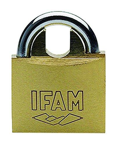 Ifam 015045 - Candado K50AP llaves iguales