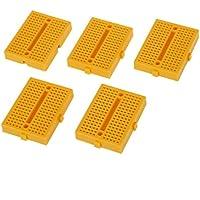 ulable 5x ZY-170placa de pruebas Platinum plato Tarjeta de Prueba Prueba PCB circuito 4,5x 3,5cm