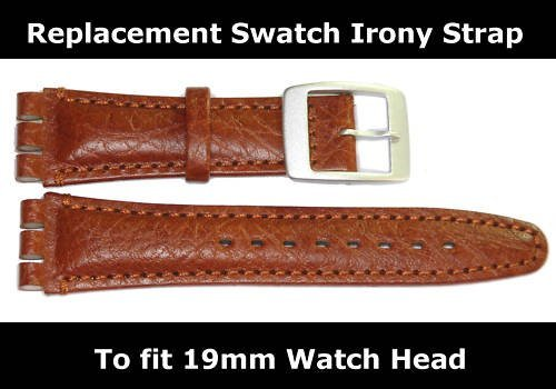 replacement-light-brown-leather-swatch-watch-strap-19mm-by-condor