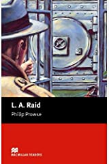 Macmillan Readers L A Raid Beginner Paperback