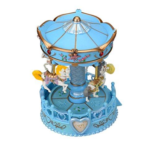 Koly Regalos de cumpleaños musicales del mecánico de la luz del jugu