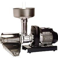 Spremipomodoro Elettrico Palumbo SM3 INOX Motore monofase HP 0 50 370W IP54