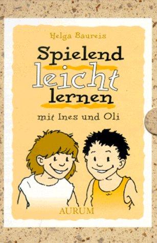Spielend leicht lernen mit Ines und Oli. 30 Karten